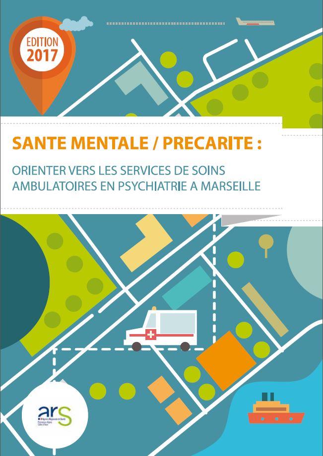 Guide d'orientation vers les services de soins ambulatoires en psychiatrie à Marseille